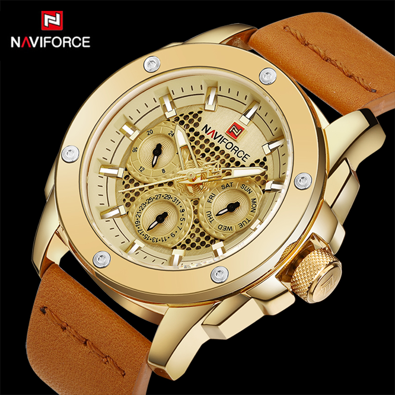 b9ffdaf6df5 RELOGIO MASCULINO NAVIFORCE ANALOGICO 9116 – Relógio Naviforce ...