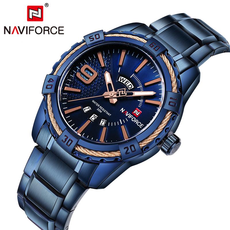 39be1cc2dac RELOGIO MASCULINO NAVIFORCE ANALOGICO 9117 – Relógio Naviforce ...